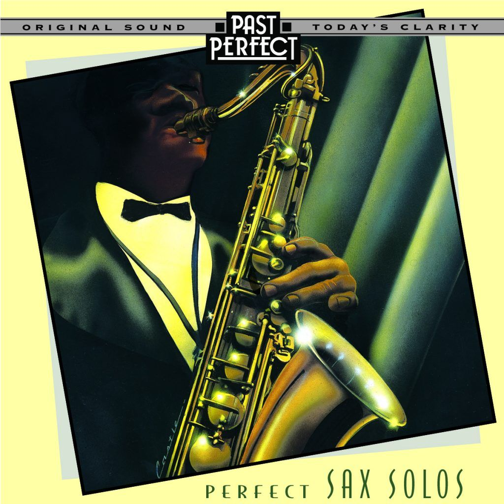 Perfect Sax Solos: Cool 1940s Saxophone Jazz, Remastered